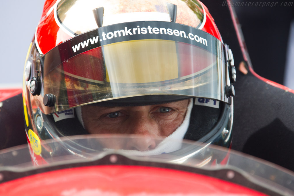 Tom Kristensen    - 2017 Goodwood Festival of Speed