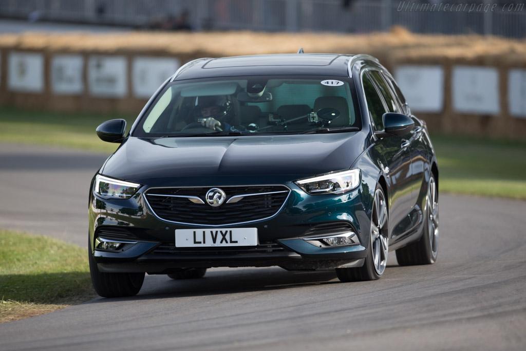 Vauxhall Insignia Grand Sport    - 2017 Goodwood Festival of Speed