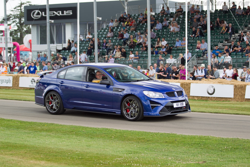 Vauxhall VXR-8 GTS-R    - 2017 Goodwood Festival of Speed