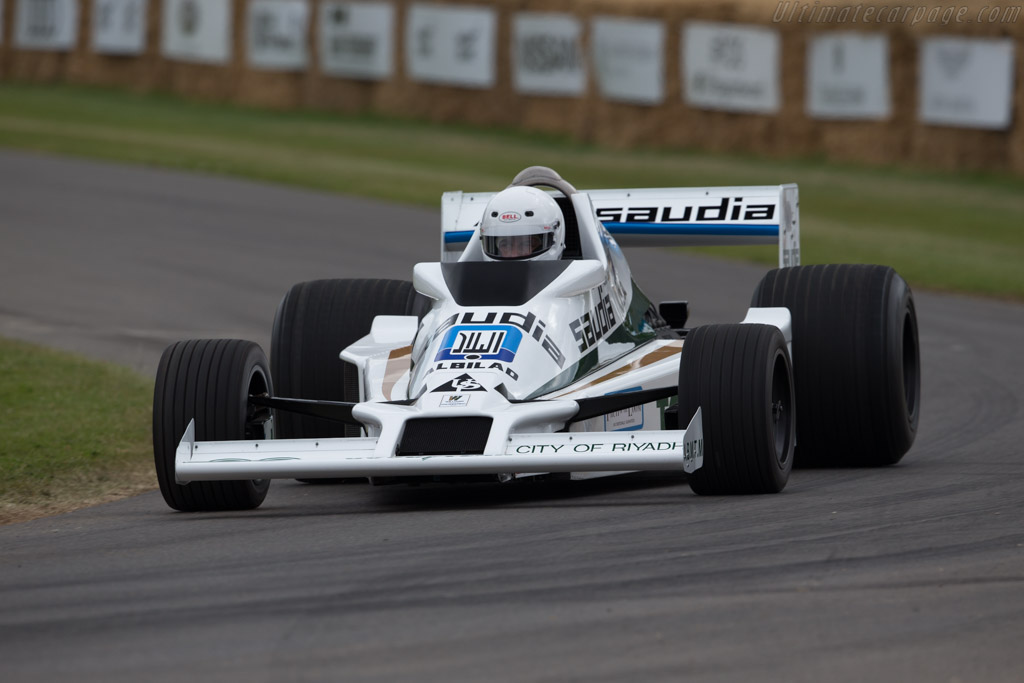 Williams FW06 Cosworth - Chassis: FW06/03 - Driver: Andrew Wareing  - 2017 Goodwood Festival of Speed