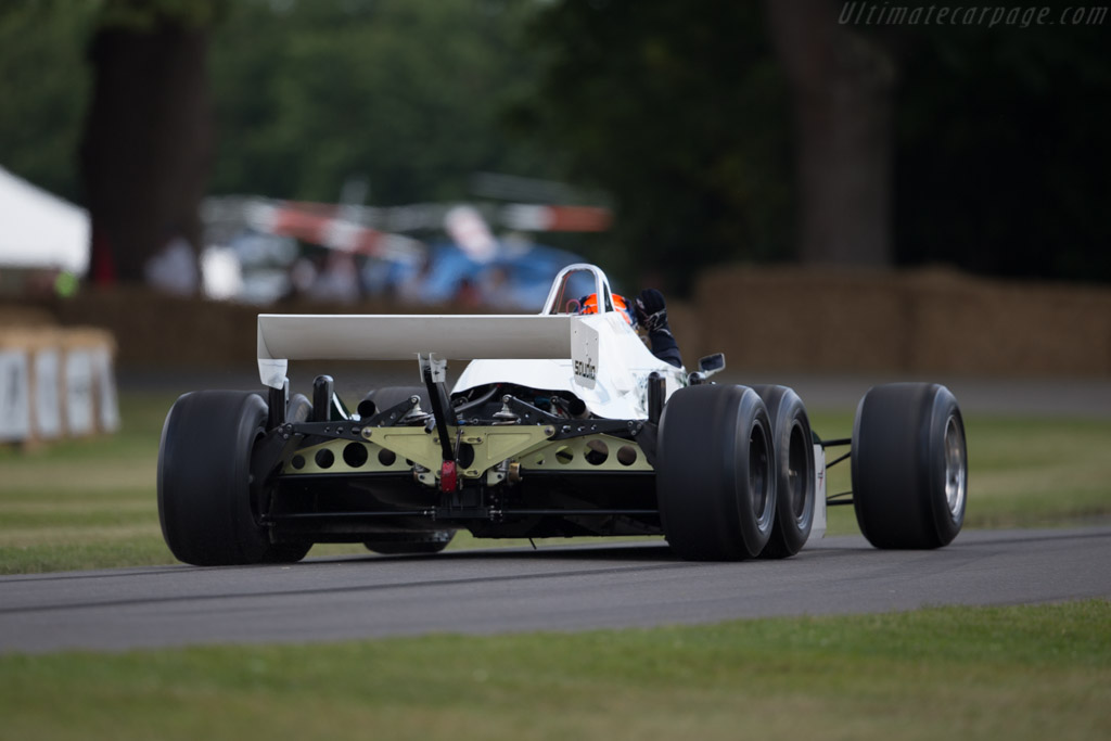 Williams FW08B Cosworth - Chassis: FW08-06 - Entrant: Williams F1 - Driver: Karun Chandhok  - 2017 Goodwood Festival of Speed