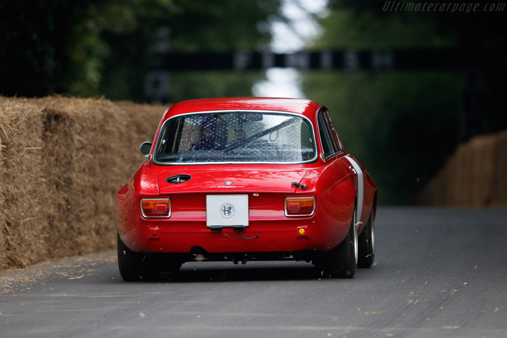 Alfa Romeo 1750 GTAm - Chassis: 1530782 - Entrant: Museo Storico - Driver: Stefano Agazzi  - 2018 Goodwood Festival of Speed