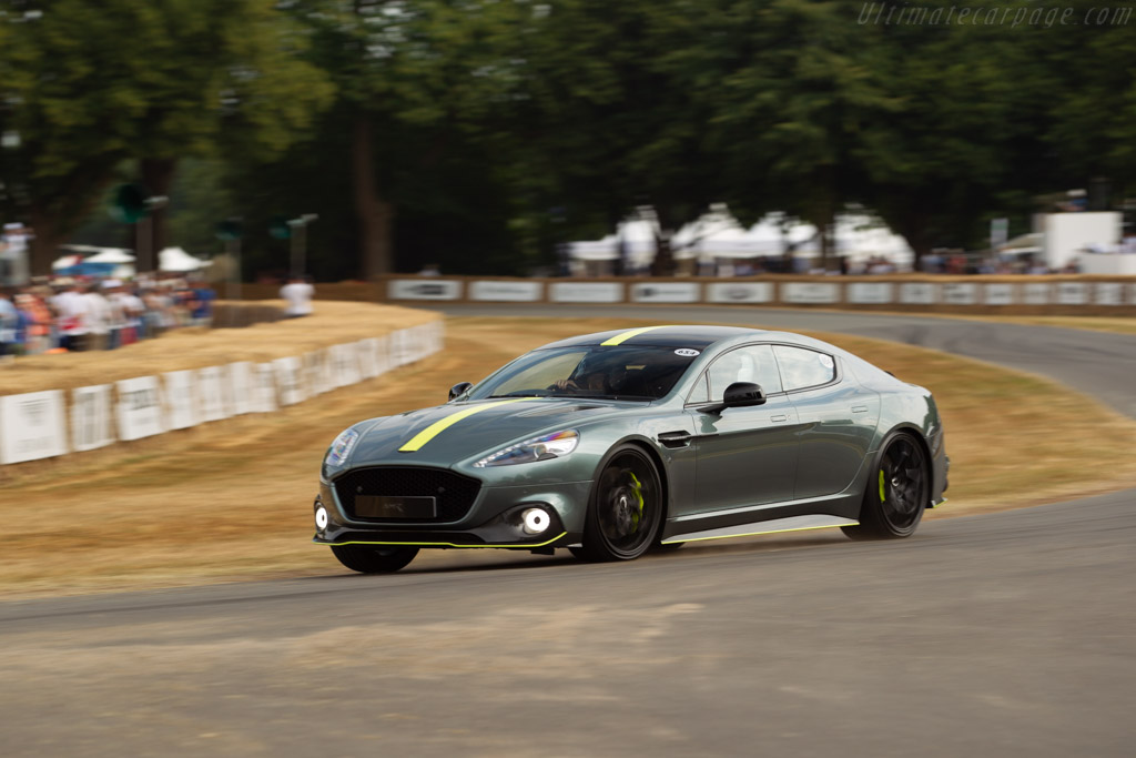 Aston Martin Rapide AMR    - 2018 Goodwood Festival of Speed