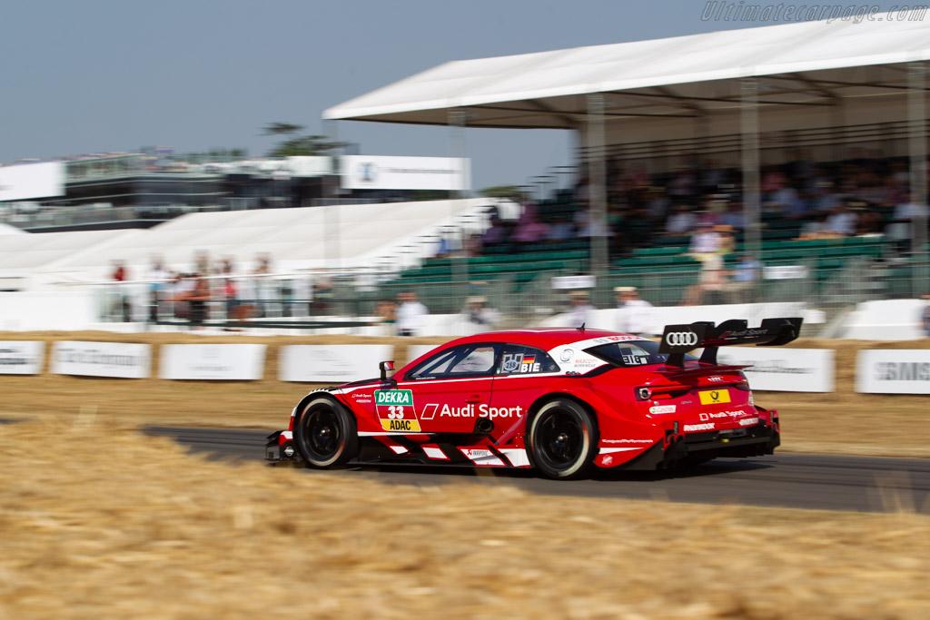 Audi RS5 DTM  - Driver: Frank Biela  - 2018 Goodwood Festival of Speed
