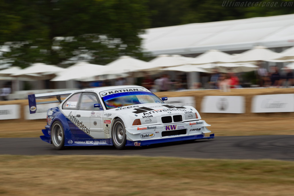 BMW E36 V8 Judd  - Entrant: Klaus Wohlforth - Driver: Joerg Weidinger  - 2018 Goodwood Festival of Speed