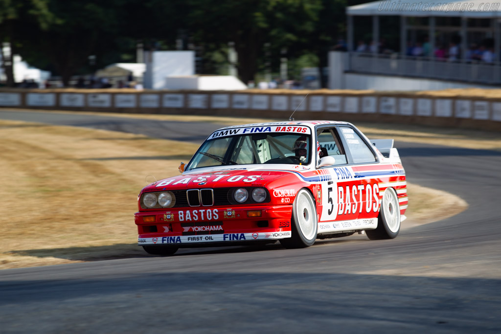 BMW M3 - Chassis: 120807 - Entrant: Ian Wade - Driver: Steve Soper  - 2018 Goodwood Festival of Speed
