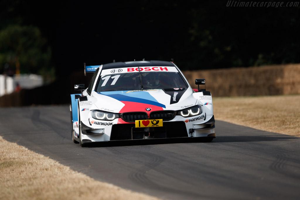 BMW M4 DTM  - Driver: Ricky Collard  - 2018 Goodwood Festival of Speed