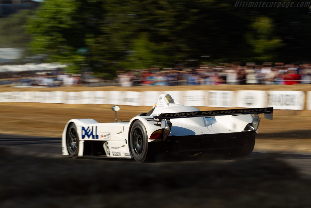 BMW V12 LMR - Chassis: 003/99 - Entrant: BMW Group Classic - Driver: Pierluigi Martini  - 2018 Goodwood Festival of Speed