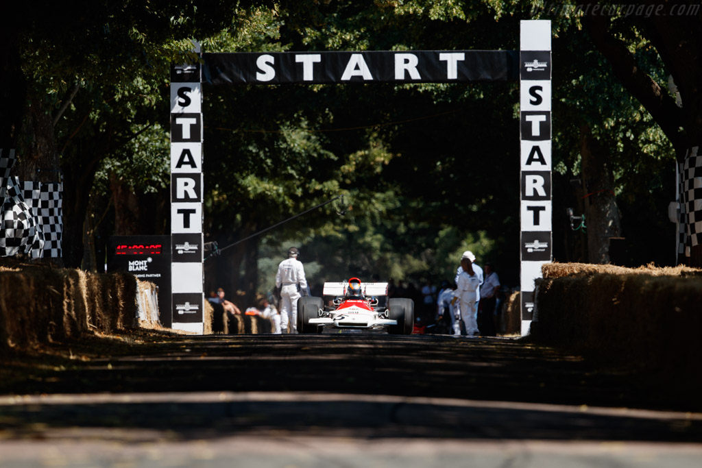 BRM P160 - Chassis: P160/07 - Entrant: Henry Pearman  - 2018 Goodwood Festival of Speed