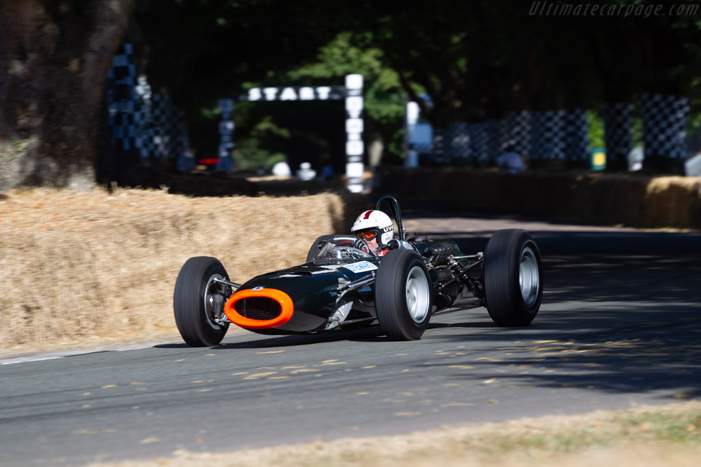 BRM P261  - Entrant / Driver Jaime Bergel  - 2018 Goodwood Festival of Speed