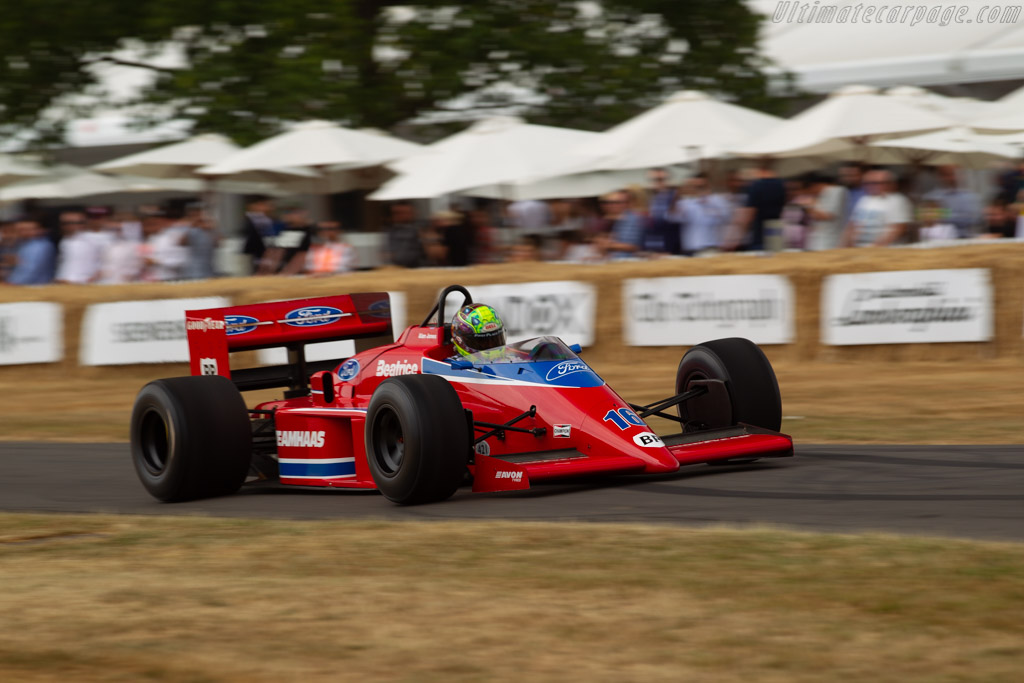 Beatrice THL2 Ford - Chassis: 86-001 - Entrant / Driver Roland Lewis  - 2018 Goodwood Festival of Speed