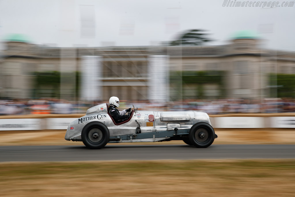 Bentley Jackson Special - Chassis: ST3001 - Entrant: Jan-Michael Rudnig - Driver: Michael Rudnig  - 2018 Goodwood Festival of Speed