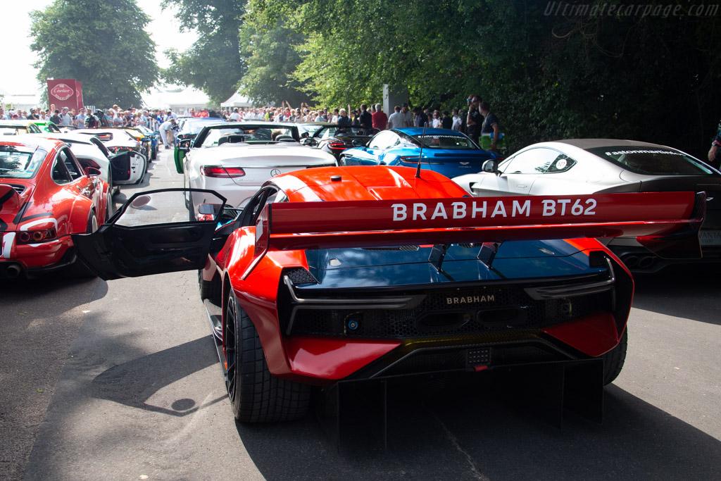 Brabham BT62    - 2018 Goodwood Festival of Speed