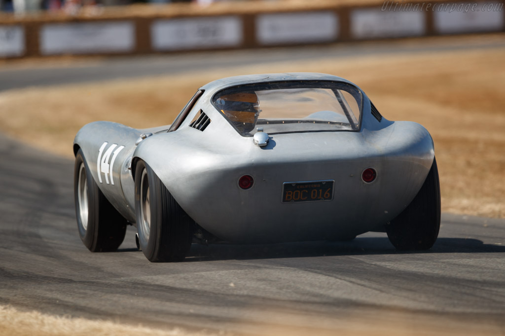Cheetah Chevrolet - Chassis: 1 - Entrant / Driver Duncan Pittaway  - 2018 Goodwood Festival of Speed