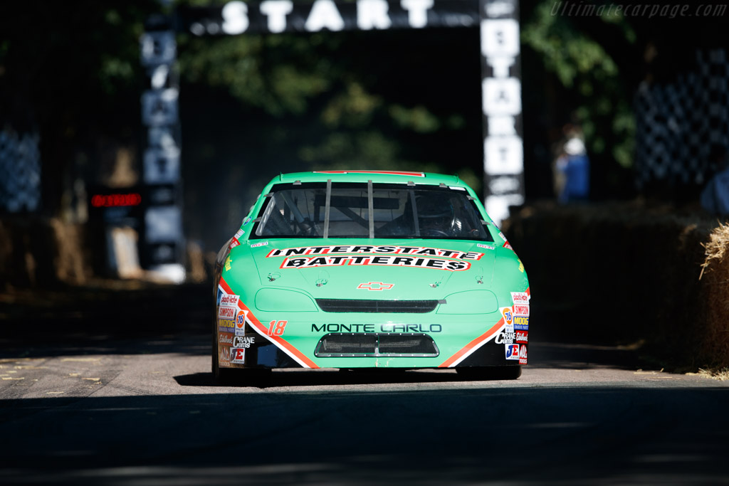 Chevrolet Monte Carlo  - Entrant: Will Spencer - Driver: Bobby Labonte  - 2018 Goodwood Festival of Speed