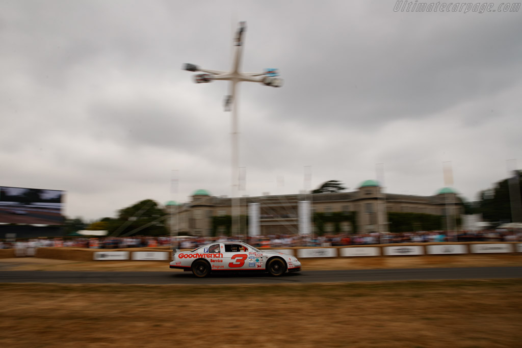 Chevrolet Monte Carlo  - Entrant: Richard Childress Racing - Driver: Danny Lawrence  - 2018 Goodwood Festival of Speed
