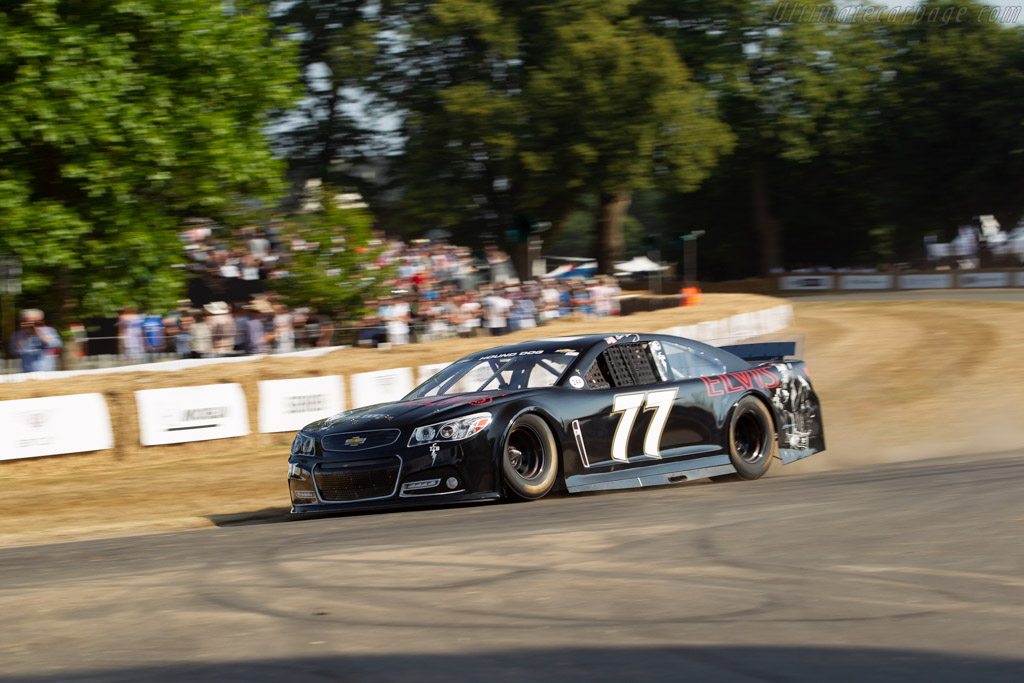 Chevrolet SS  - Entrant: Will Spencer - Driver: Ed Berrier  - 2018 Goodwood Festival of Speed