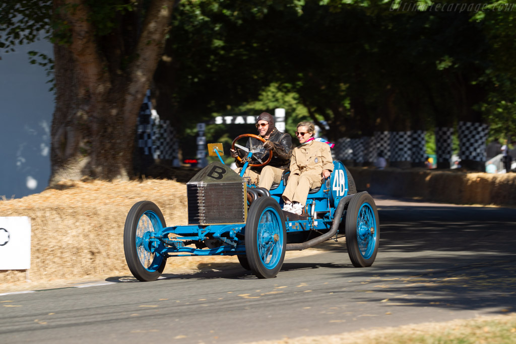 Darracq GP  - Entrant / Driver Rod Millen  - 2018 Goodwood Festival of Speed