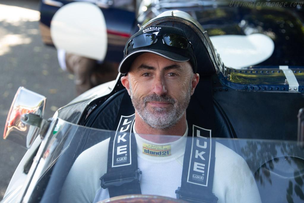 David Brabham    - 2018 Goodwood Festival of Speed