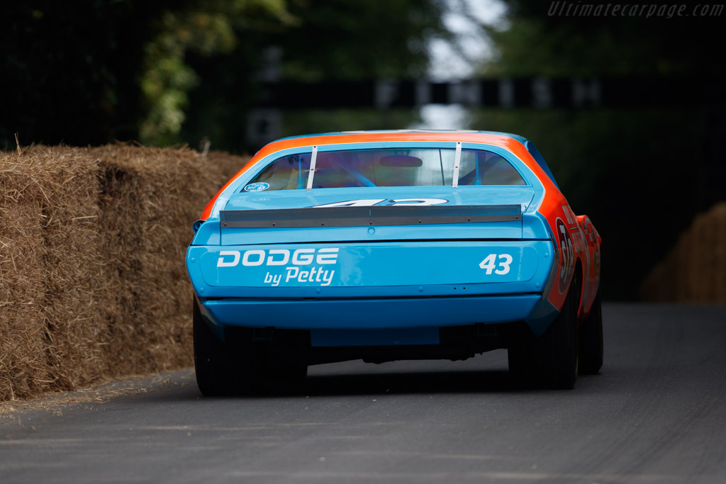 Dodge Charger  - Entrant / Driver Richard Petty  - 2018 Goodwood Festival of Speed