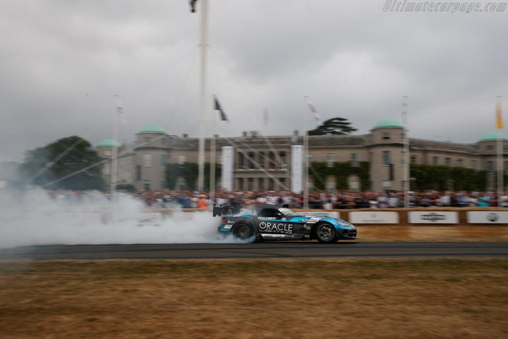 Dodge Viper  - Entrant / Driver Dean Kearney  - 2018 Goodwood Festival of Speed
