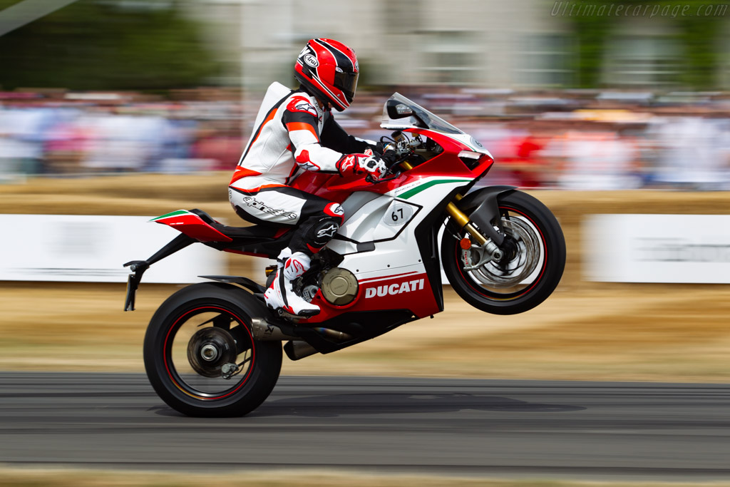 Ducati Paginale R    - 2018 Goodwood Festival of Speed