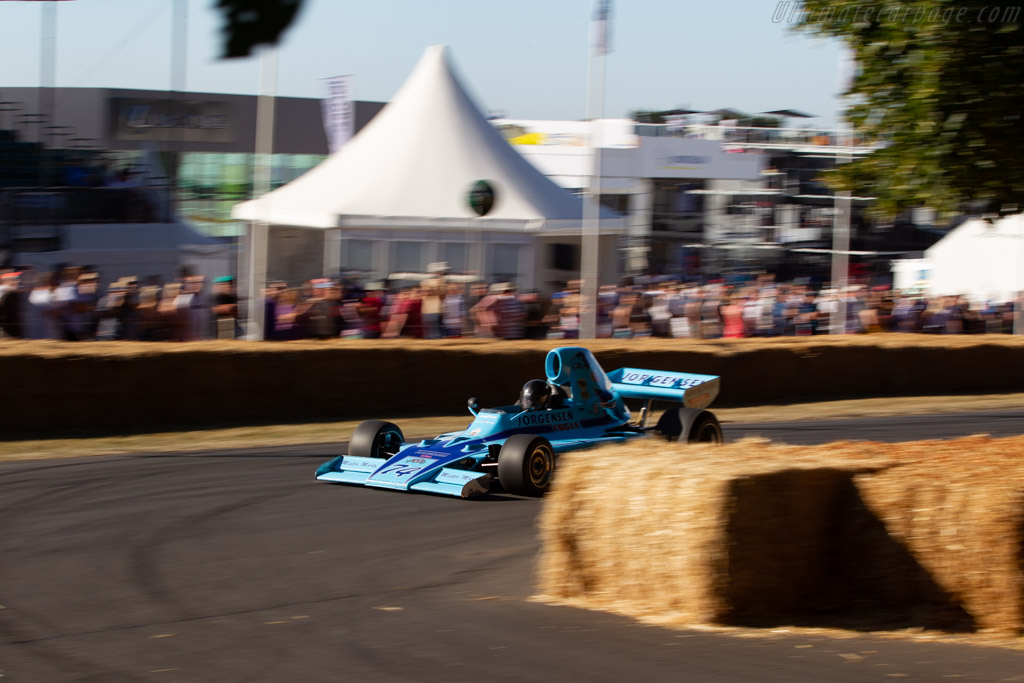 Eagle Chevrolet FA74 - Chassis: 004 - Entrant / Driver Judy Lyons  - 2018 Goodwood Festival of Speed
