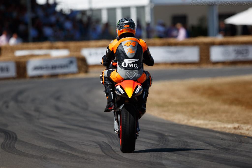 FTR Moto2    - 2018 Goodwood Festival of Speed