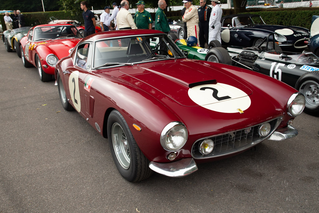 Ferrari 250 GT SWB Sefac Hotrod - Chassis: 2845GT - Entrant: Private Collection - Driver: Philippe Cornet  - 2018 Goodwood Festival of Speed