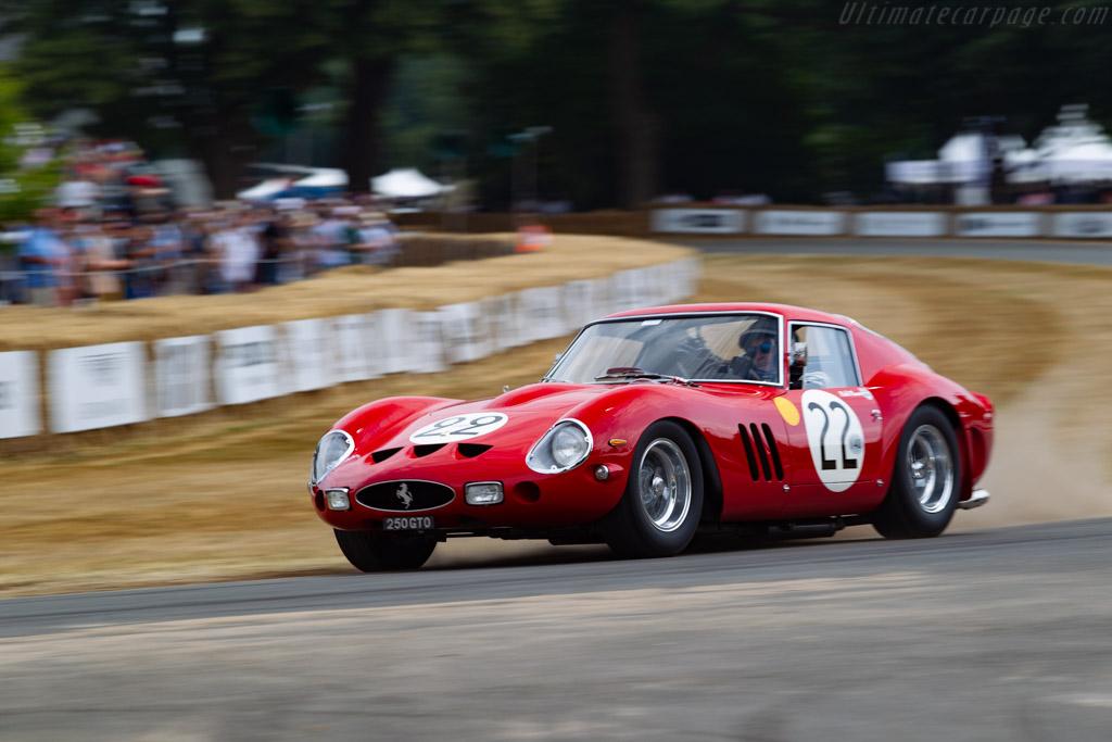 Ferrari 250 GTO - Chassis: 3757GT - Entrant: Nick Mason - Driver: Nick Mason / Nicolas Minassian - 2018 Goodwood Festival of Speed