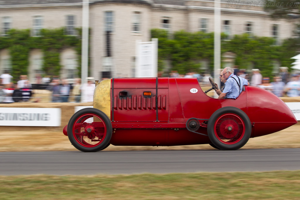 Fiat S76 - Chassis: 1 - Entrant / Driver Duncan Pittaway  - 2018 Goodwood Festival of Speed