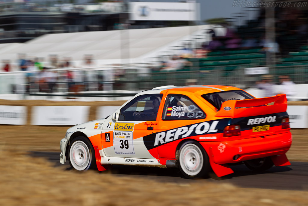 Ford Escort Cosworth - Chassis: 4 - Entrant / Driver Nick Jarvis  - 2018 Goodwood Festival of Speed