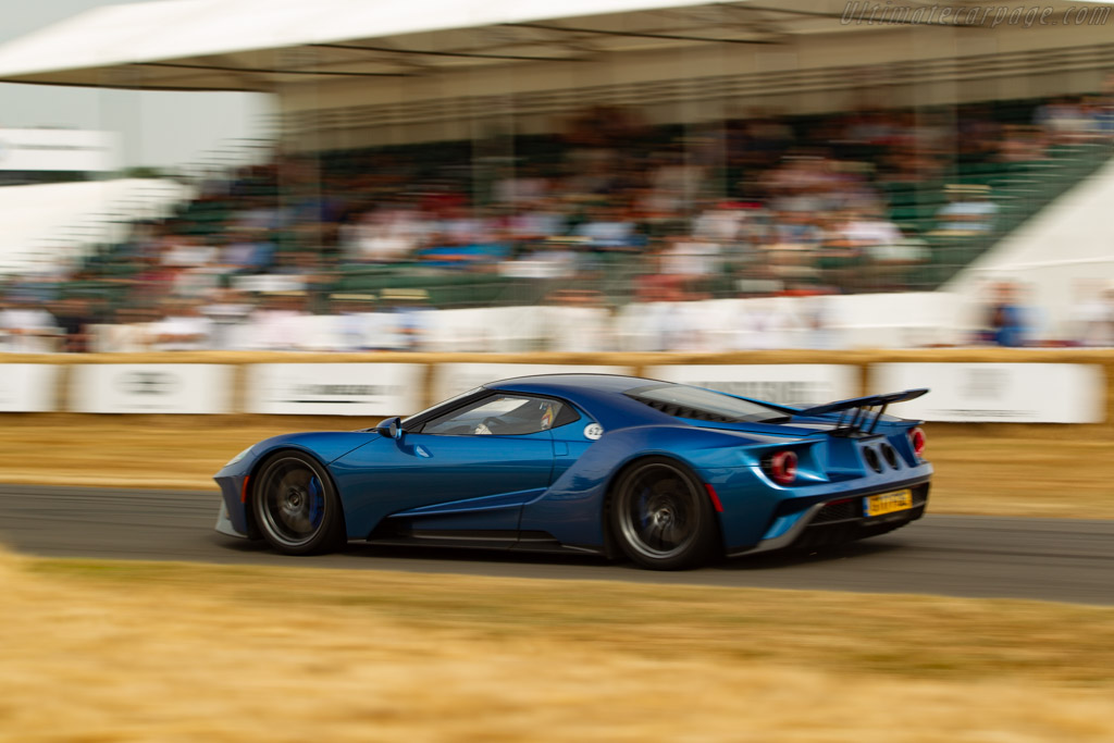 Ford GT    - 2018 Goodwood Festival of Speed