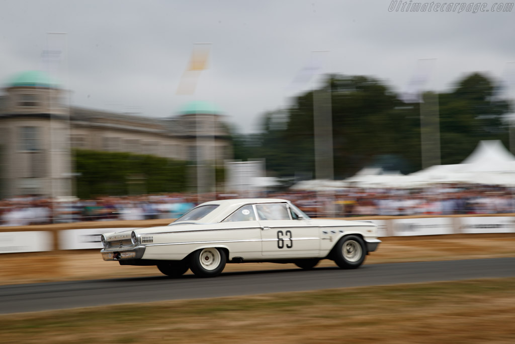Ford Galaxie 500  - Entrant / Driver Bill Shepherd  - 2018 Goodwood Festival of Speed