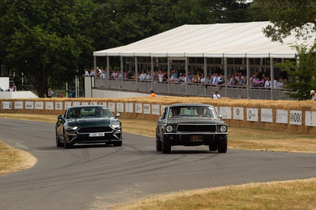 Ford Mustang Bullitt    - 2018 Goodwood Festival of Speed