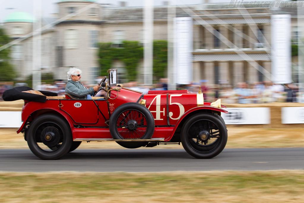 Itala GP - Chassis: 871 - Entrant: Frans van Haren - Driver: Tony Paalman  - 2018 Goodwood Festival of Speed