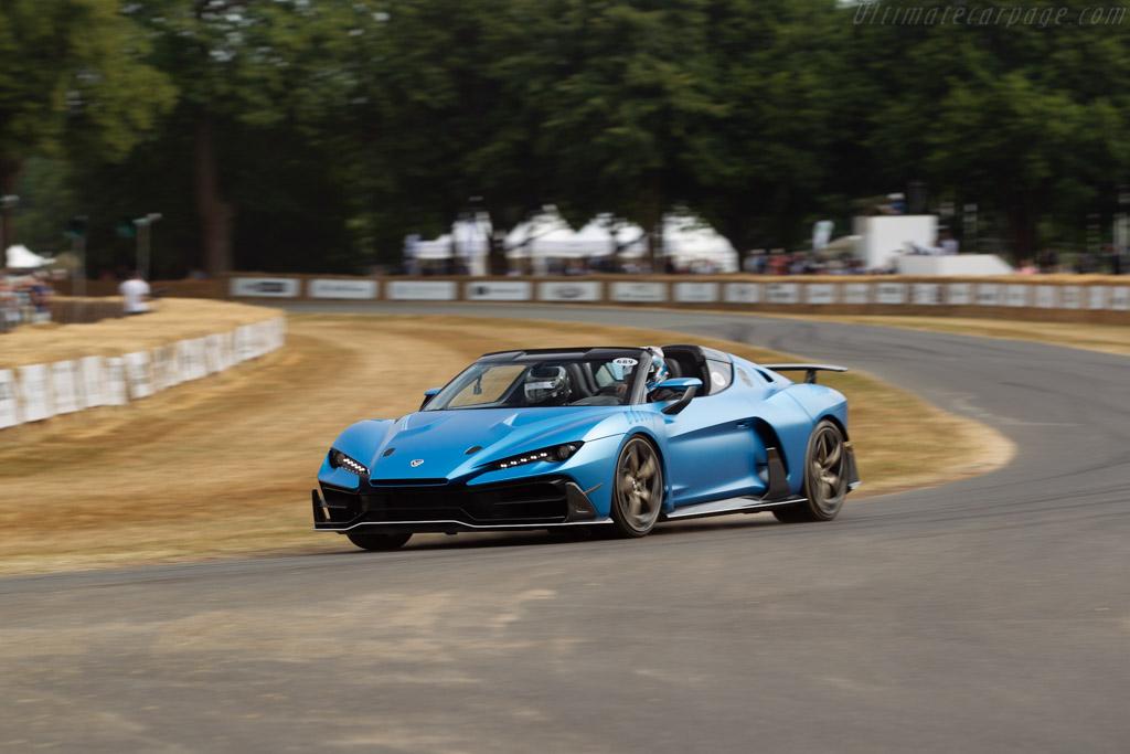 Italdesign Zerouno Duerta    - 2018 Goodwood Festival of Speed