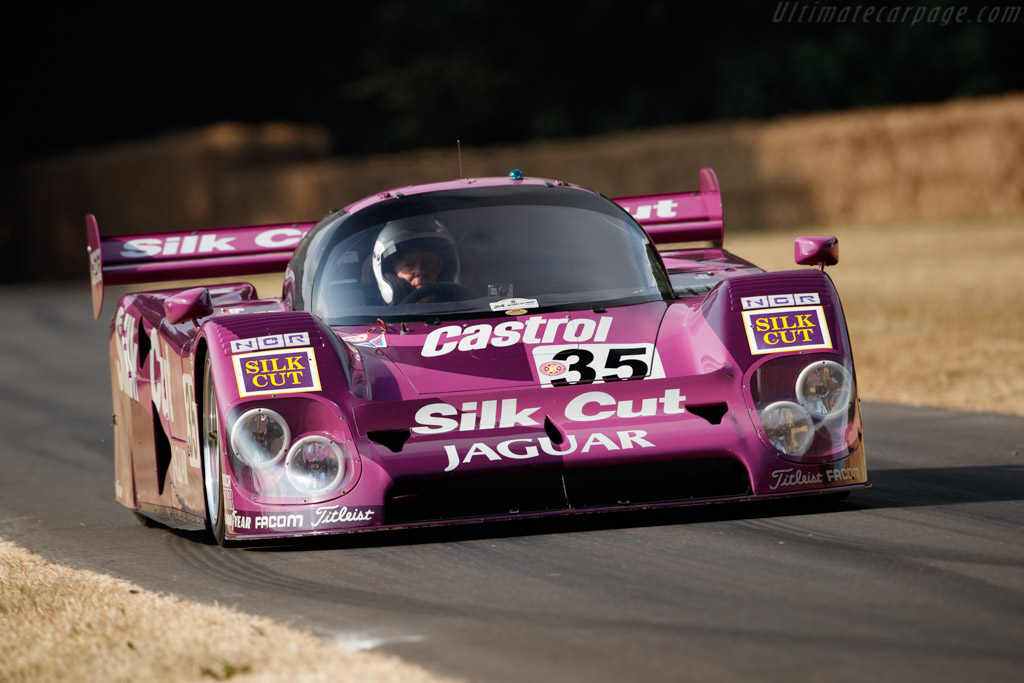 Jaguar XJR-12 - Chassis: J12-C-990 - Driver: Gary Pearson  - 2018 Goodwood Festival of Speed