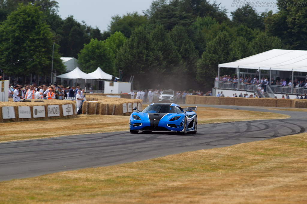 Koenigsegg Agera RS - Chassis: YT9MM1A42HA007195   - 2018 Goodwood Festival of Speed