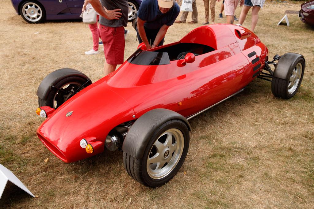 Light Car Company Rocket  - Entrant: Niek Hommerson  - 2018 Goodwood Festival of Speed