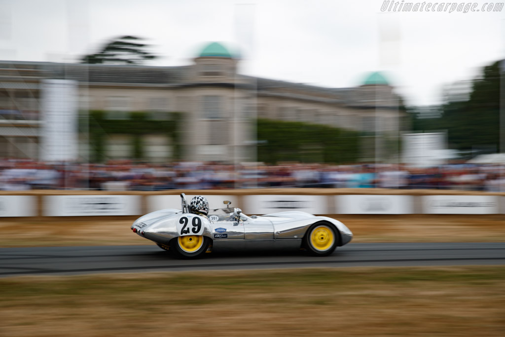 Lola Mk1 - Chassis: Prototype - Entrant / Driver Keith Ahlers  - 2018 Goodwood Festival of Speed