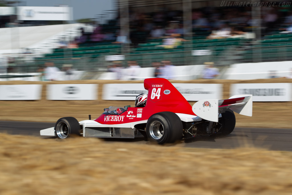 Lola T400 Chevrolet - Chassis: HU7 - Entrant: Frank Lyons - Driver: Michael Lyons  - 2018 Goodwood Festival of Speed