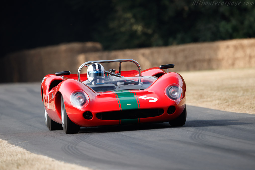 Lola T70 - Chassis: SL70/1 - Entrant: Grant Reid - Driver: Tony Sinclair  - 2018 Goodwood Festival of Speed