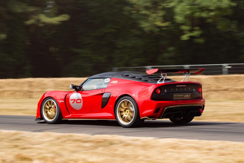 Lotus Exige Type 49    - 2018 Goodwood Festival of Speed