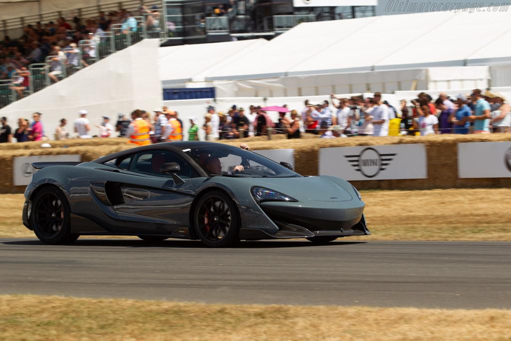 McLaren 600LT    - 2018 Goodwood Festival of Speed