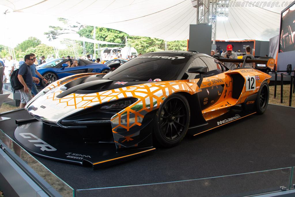 McLaren Senna GTR    - 2018 Goodwood Festival of Speed