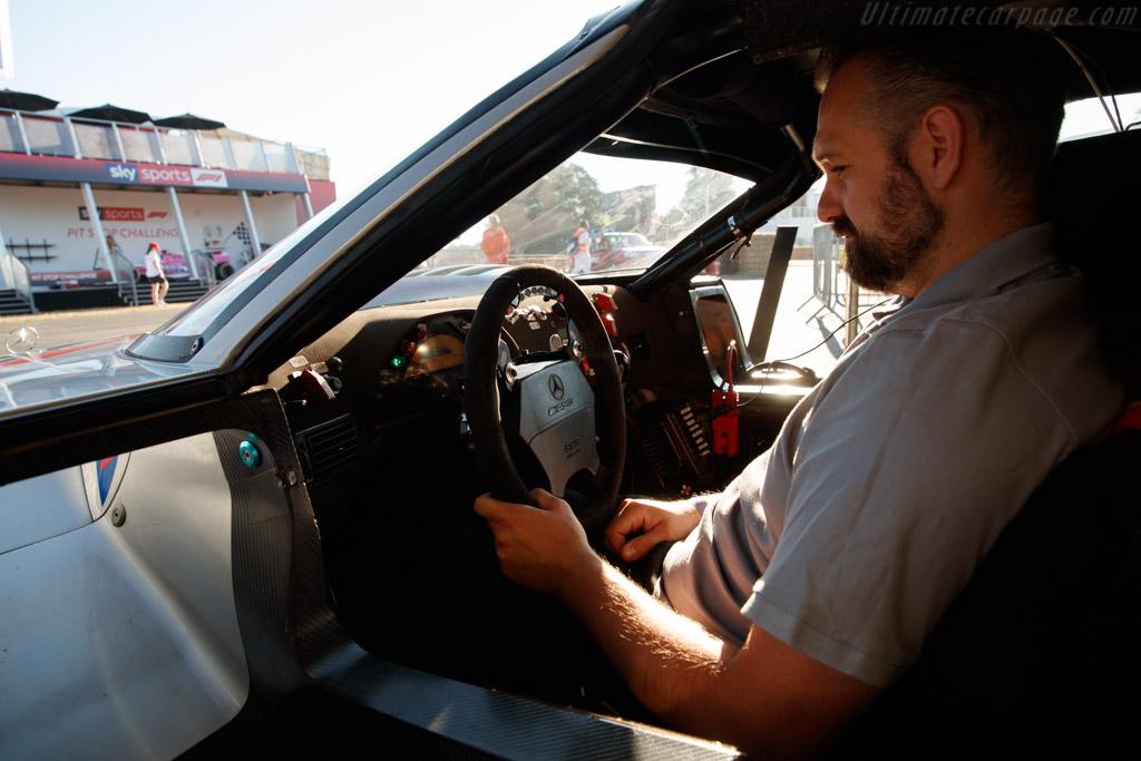 Mercedes-Benz CLK LM  - Entrant: Mercedes Benz Classic - Driver: Klaus Ludwig / Bernd Schneider  - 2018 Goodwood Festival of Speed