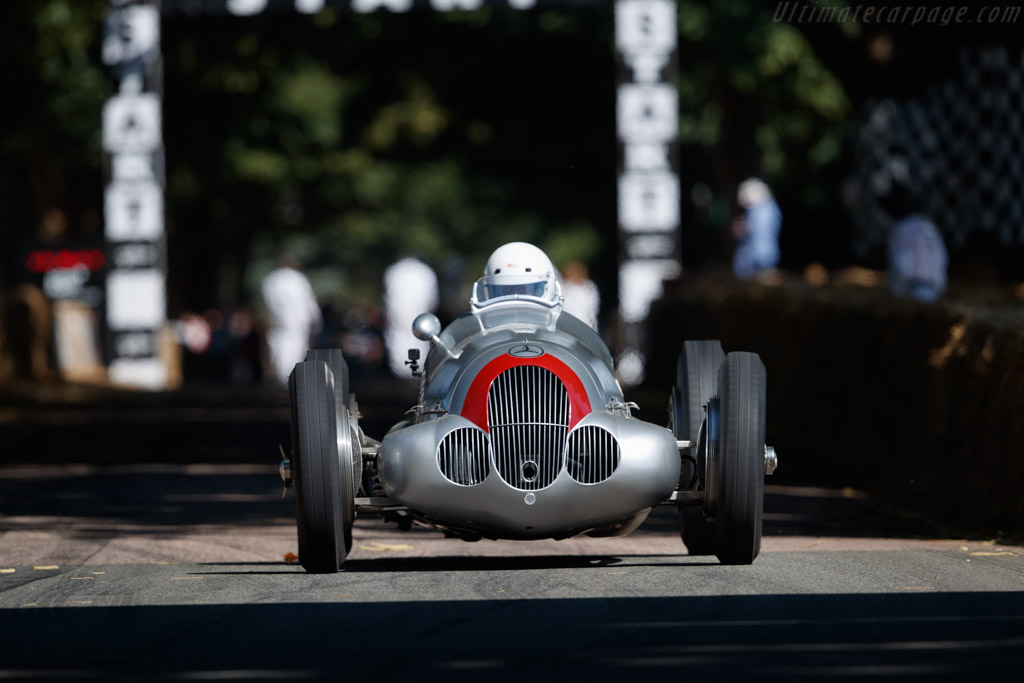 Mercedes-Benz W125 - Chassis: 190815 - Entrant / Driver Martin Viessman  - 2018 Goodwood Festival of Speed