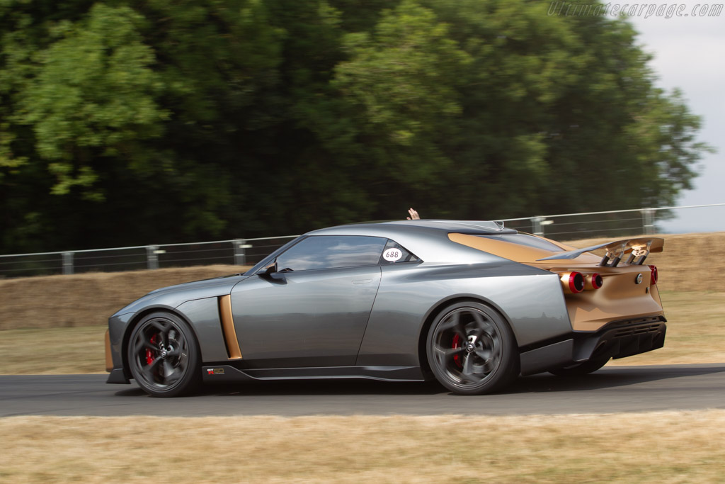 Nissan GT-R50    - 2018 Goodwood Festival of Speed