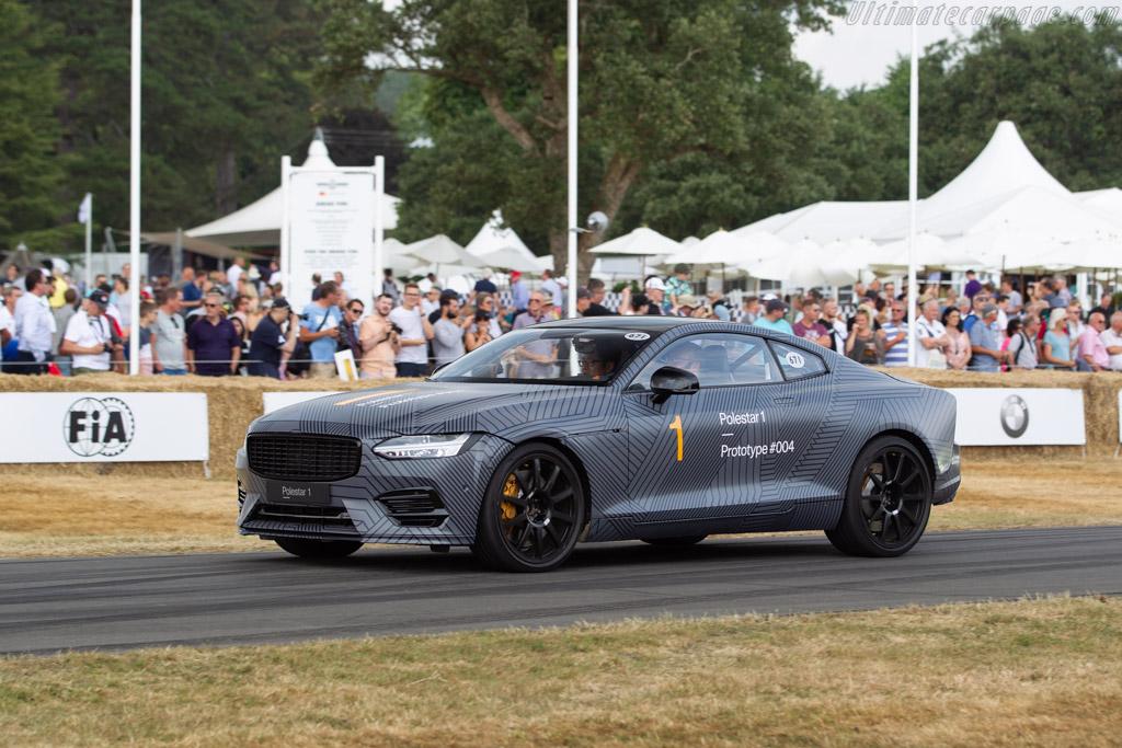 Polestar 1    - 2018 Goodwood Festival of Speed